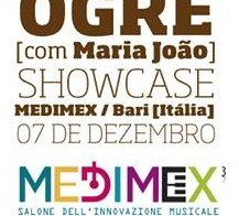 OGRE @ MEDIMEX 2013 (Italy)