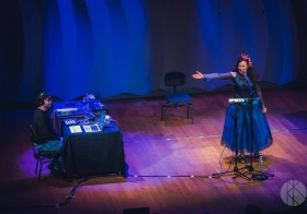 Maria João / OGRE trio @ Katowice Jazzfest reviews & photos