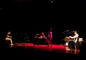 Maria João / OGRE @ IMAXINASONS 2015 Vigo