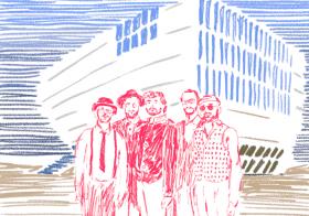 Alexander Search: a banda de rock à beira-rio plantada (Gerador)