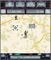 Spooks Mobile screenshot - Andre Nascimento sound design
